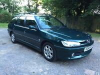 Peugeot 306 hdi, Diesel, Full service history