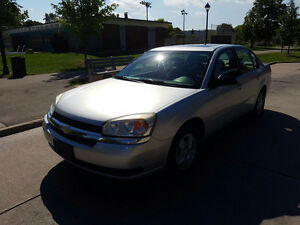 2004 Chevrolet Malibu LS Sedan only 154,857km