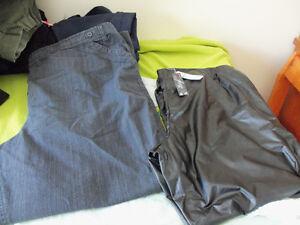 ladies plus size pants 4x petite &4x