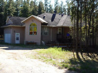 BELAIR-3 BED FAMILY HOME WITH HEATED SHOP ON 2 ACRES
