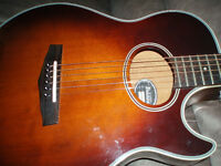 IBANEZ AE SERIES ACOUSTIC / ELECTRIC