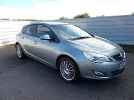 VAUXHALL ASTRA 1.6i 16v VVT Exclusiv 2 OWNERS 34000MLS