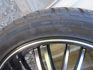 305-40-R22 DEEP DISH|UNIVERSAL|LIKE NEW|THIS A STEAL Kitchener / Waterloo Kitchener Area image 5