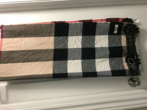 AUTHENTIC BURBERRY SCARVES