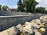 StrongWall - Retaining Walls