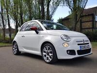 Fiat 500 1.2I S S/S *CHOICE OF 15 FIAT 500s*