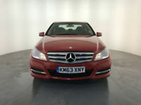 2013 63 MERCEDES-BENZ C220 EXECUTIVE SE BLUE-CY 1 OWNER SERVICE HISTORY FINANCE