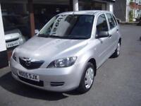 Mazda Mazda2 1.2 S 5dr PETROL MANUAL 2005/05