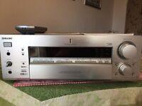 Sony Amp & FM Reciever