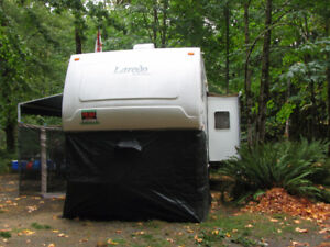 5th Wheel Trailer  -  Ford Diesel Truck  -  Plus a Whole Lot of