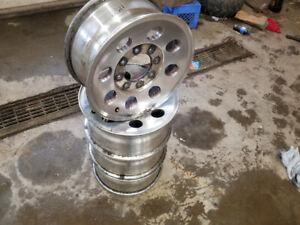 Ford superduty 8 bolt 17 inch rims