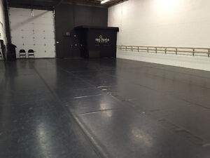 Enormous Warehouse Dance Studio Space available for rent!