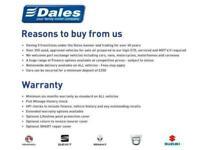 2018 Dacia Sandero Stepway 1.5 dCi Laureate 5dr Hatchback Diesel Manual