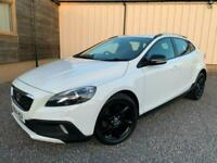 2014 VOLVO V40 CROSS COUNTRY LUX 1.6TD D2 115PS - 79K MILES - F.S.H - 6 MONTHS W