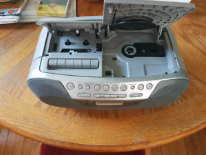 Sony tape and CD deck