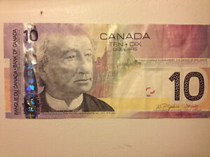RARE ERROR NOTE - Wrong Security Features...SOLD Kitchener / Waterloo Kitchener Area image 5
