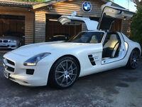 2010 Mercedes-Benz SLS 6.2 ( 571bhp ) Auto AMG