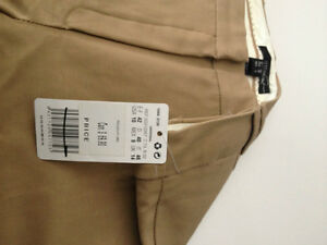 Brand New - Tags On - Mango Suit Pants - Size 10