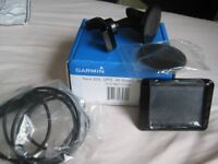 Garmin Sat Nav with UK / Ireland and Europe Maps Comes Complete with all Leads Boxed
