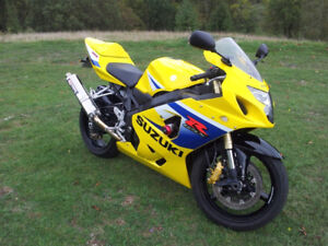 05 GSX-R sell or trade for quad