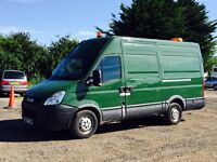 IVECO DAILY 35S12 'MWB HI-ROOF' (2008 MODEL) '2.3 DIESEL' (1 COMPANY OWNER FROM NEW)