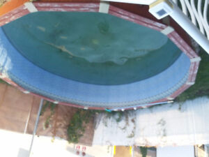 18' swimming pool sale all facilities.