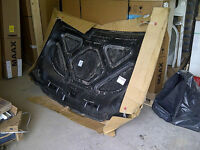 1999 to 2005 Ford Super Duty Hood