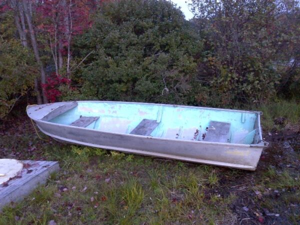 Used 1980 Other 14 ft Aluminium boat