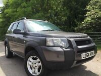 Freelander manual diesel se