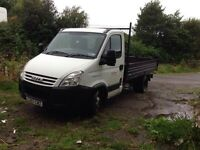 Iveco daily tipper 07