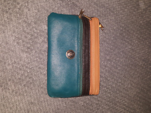Real leather purse (clutch)