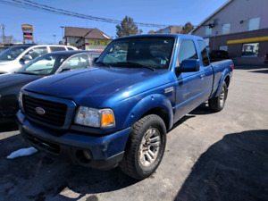 2009 ford ranger 4x4  5speed