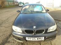 BMW 118 ES DIESEL 5 DOOR MANUAL 96000 MILES