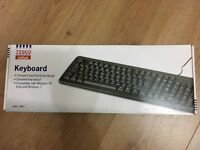 TESCO Value Keyboard (collection only)