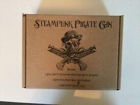 Steampunk Pirate Gin set
