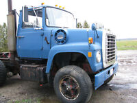 Parting out Ford 9000