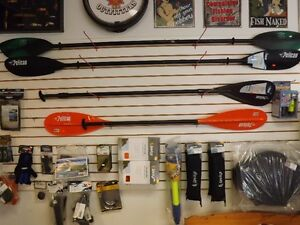 Kayak, Canoe, SUP Paddles and accessories