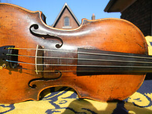 A rare Guadagnini violin. 4/4 size Kitchener / Waterloo Kitchener Area image 5