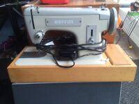 Vintage Merritt (Singer) Sewing Machine