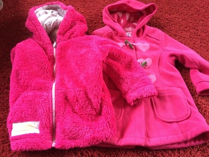 Girls coats age 3-4 years | in Hucknall, Nottinghamshire | Gumtree