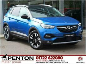 image for Vauxhall Grandland X 1.2 Turbo Griffin Edition Auto (s/s) 5dr SUV Petrol Automat