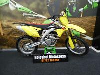 Suzuki RMZ 450 motocross bike Very clean example must see