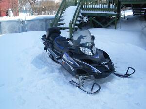 artic cat t660 turbo Saguenay Saguenay-Lac-Saint-Jean image 1