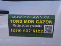 Tond Mon Gazon/Grass Cutting Service