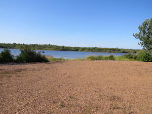8-ACRE WATERFRONT LOT ON EAST SIDE OF GRAND LAKE, CENTRAL NB
