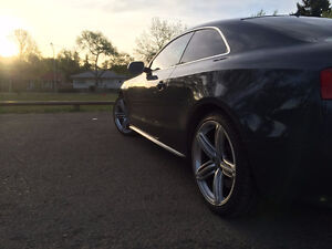 2010 Audi S5 Coupe - with warranty Edmonton Edmonton Area image 4