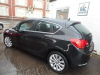 Vauxhall Astra TECH LINE (carbon flash black) 2015