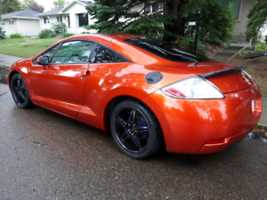 Mitsubishi Eclipse GT / OVER 4K IN MAINTENANCE DONE