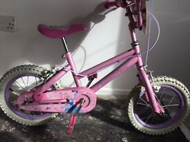 Child's bike great condition