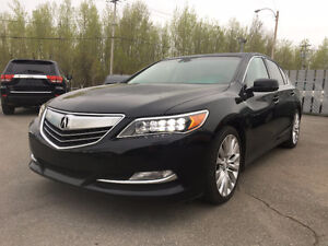 2014 Acura RLX groupe techn Berline